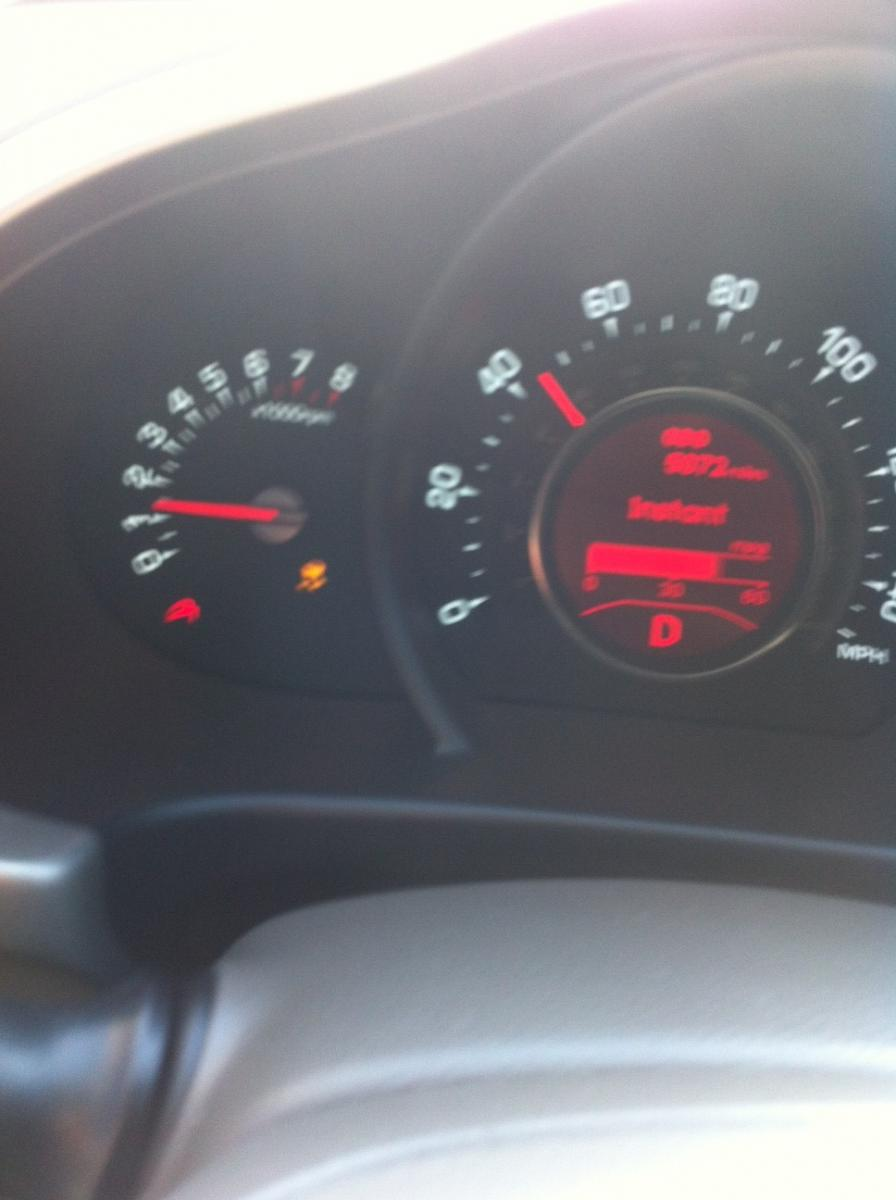 Downhill Assist Traction Control Light Turning On Kia Forum