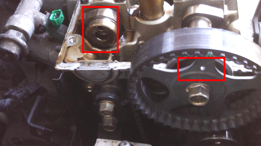 camshaft chain position ? kia forumKia Rio Engine Diagram Hyundai Elantra Timing Belt Or Chain 2011 #11