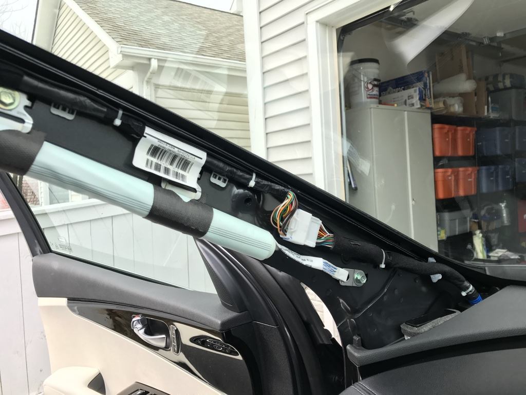 My Dashcam Install Kia Forum Ceed Fuse Box Location Click Image For Larger Version Name Photo3 Views 2321 Size 2437