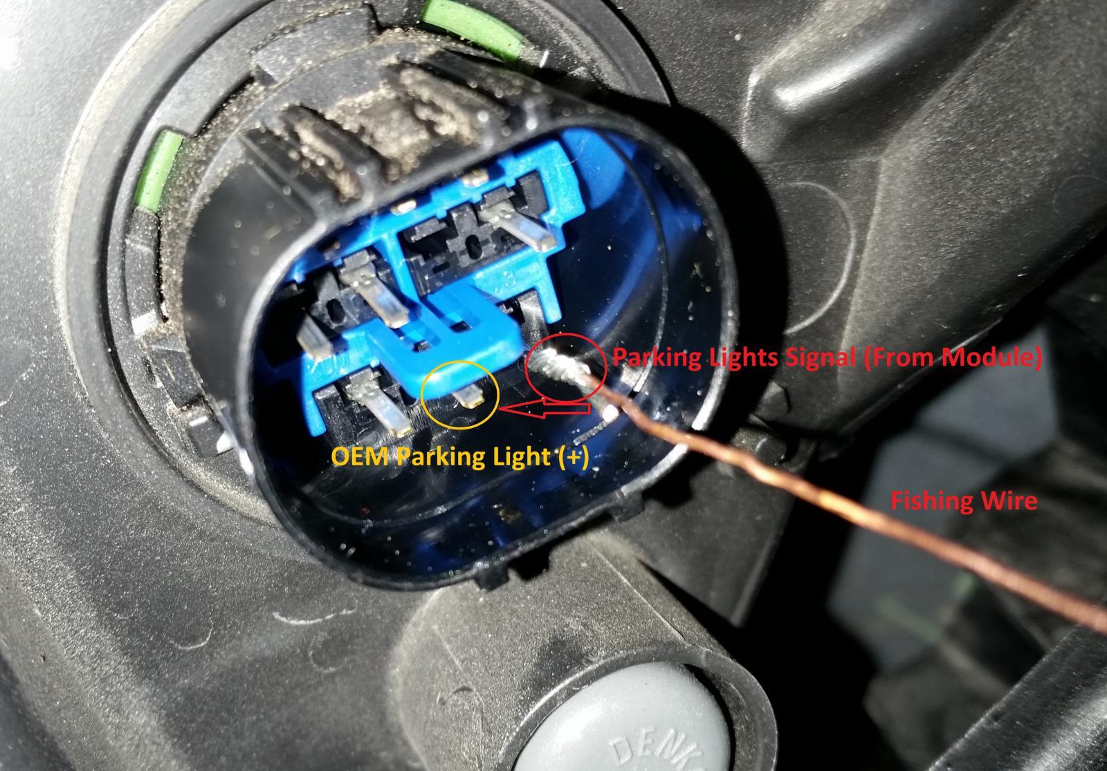 DIY - Positioning Lights as DRLs-pin-over-parking-lights.jpg