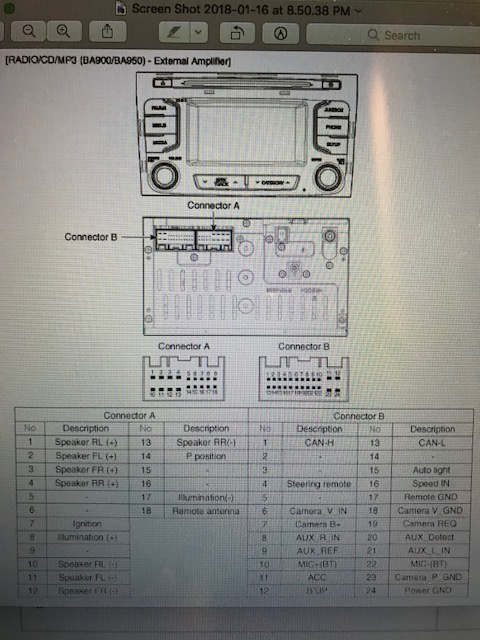 Wiring Diagram For 2013 Optima Replacement Backup Camera from www.kia-forums.com
