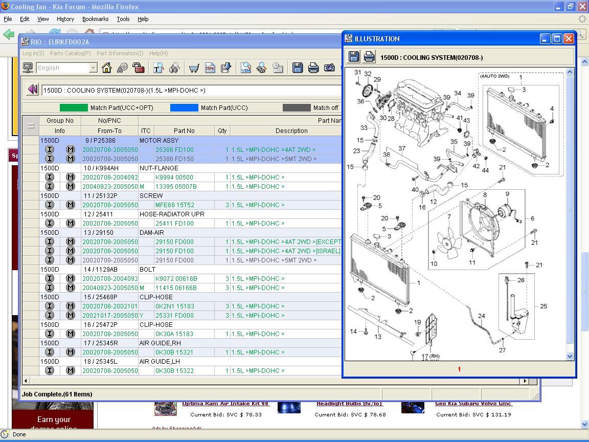 2005 kia sedona engine wiring diagrams free download 1998