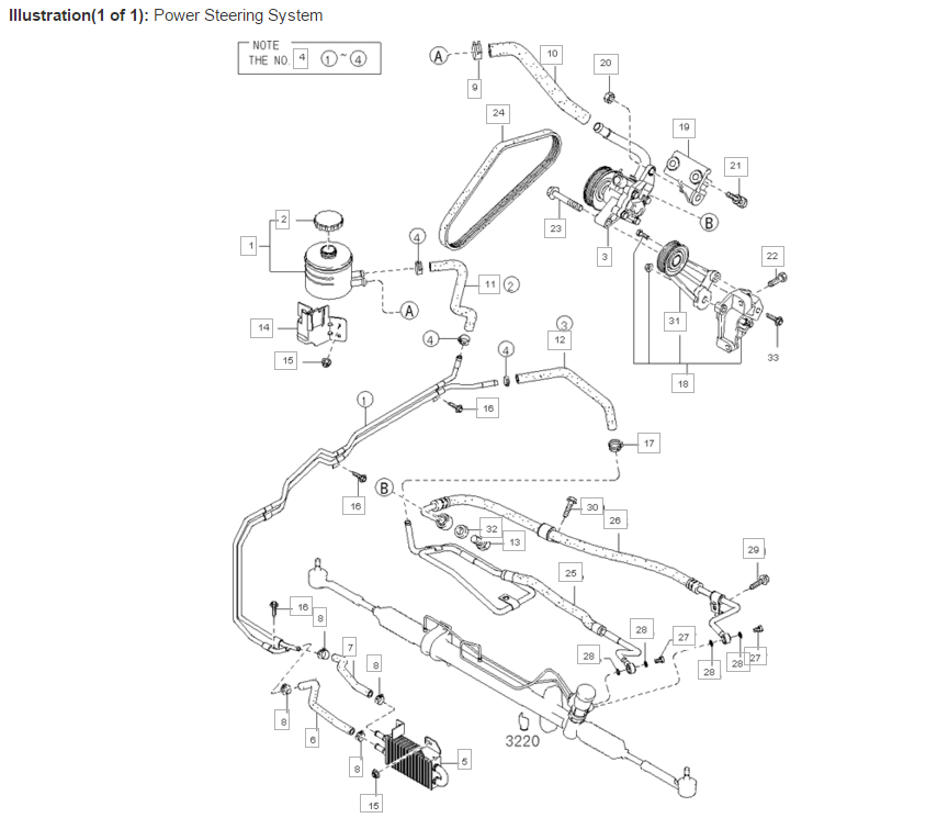 Kia Soul Oil Type >> Power Steering lines - How do they go into the rack? - Kia Forum