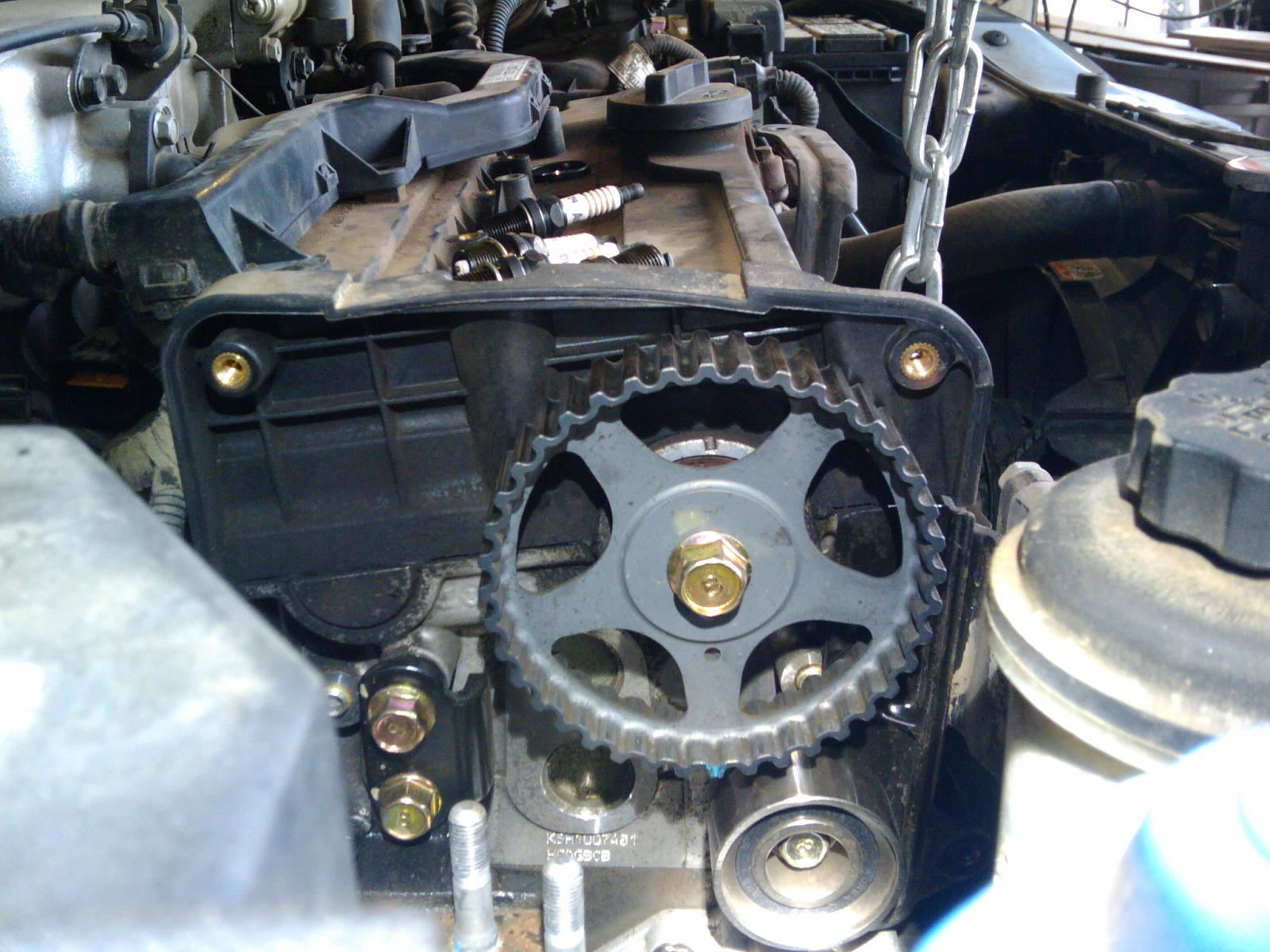 Diy Timing Belt Warning Interference Engine Service Interval Gm Attached Thumbnails