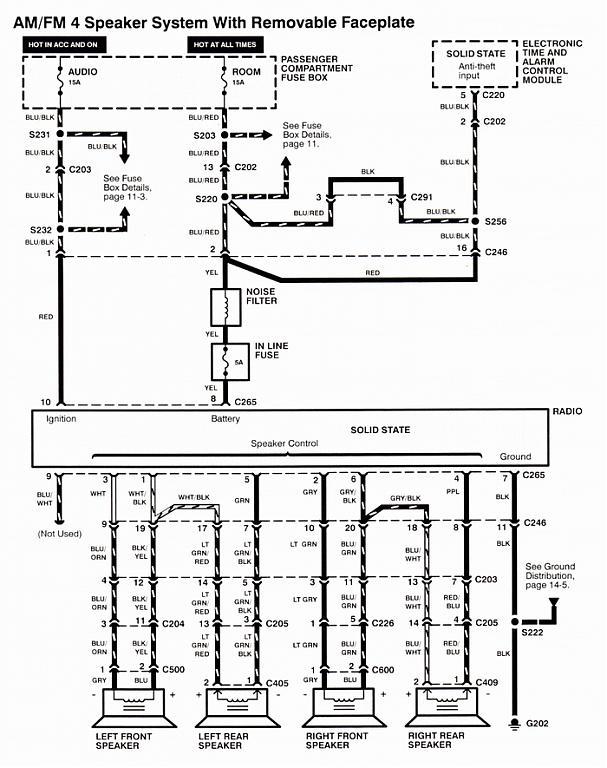 2000 kia sportage radio wiring diagram | bege wiring diagram  bege wiring diagram