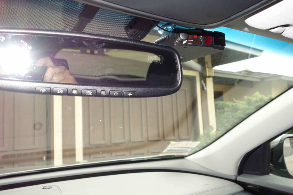 Auto dimming mirror vs Auto dimming with Homelink - Kia Forum on