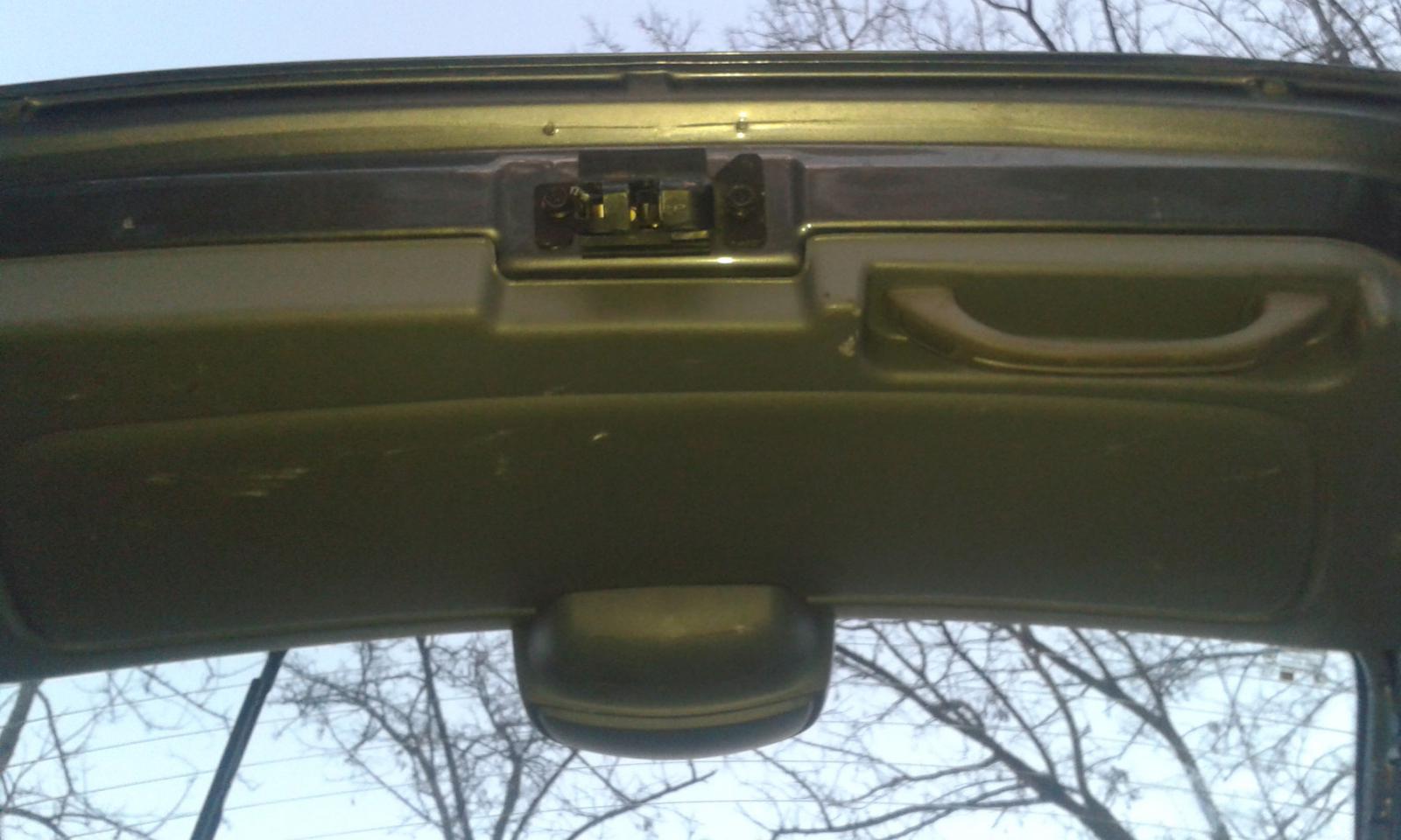 Kia Optima: Rear window defroster