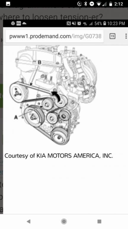 Best Kia Kia Optima Serpentine Belt