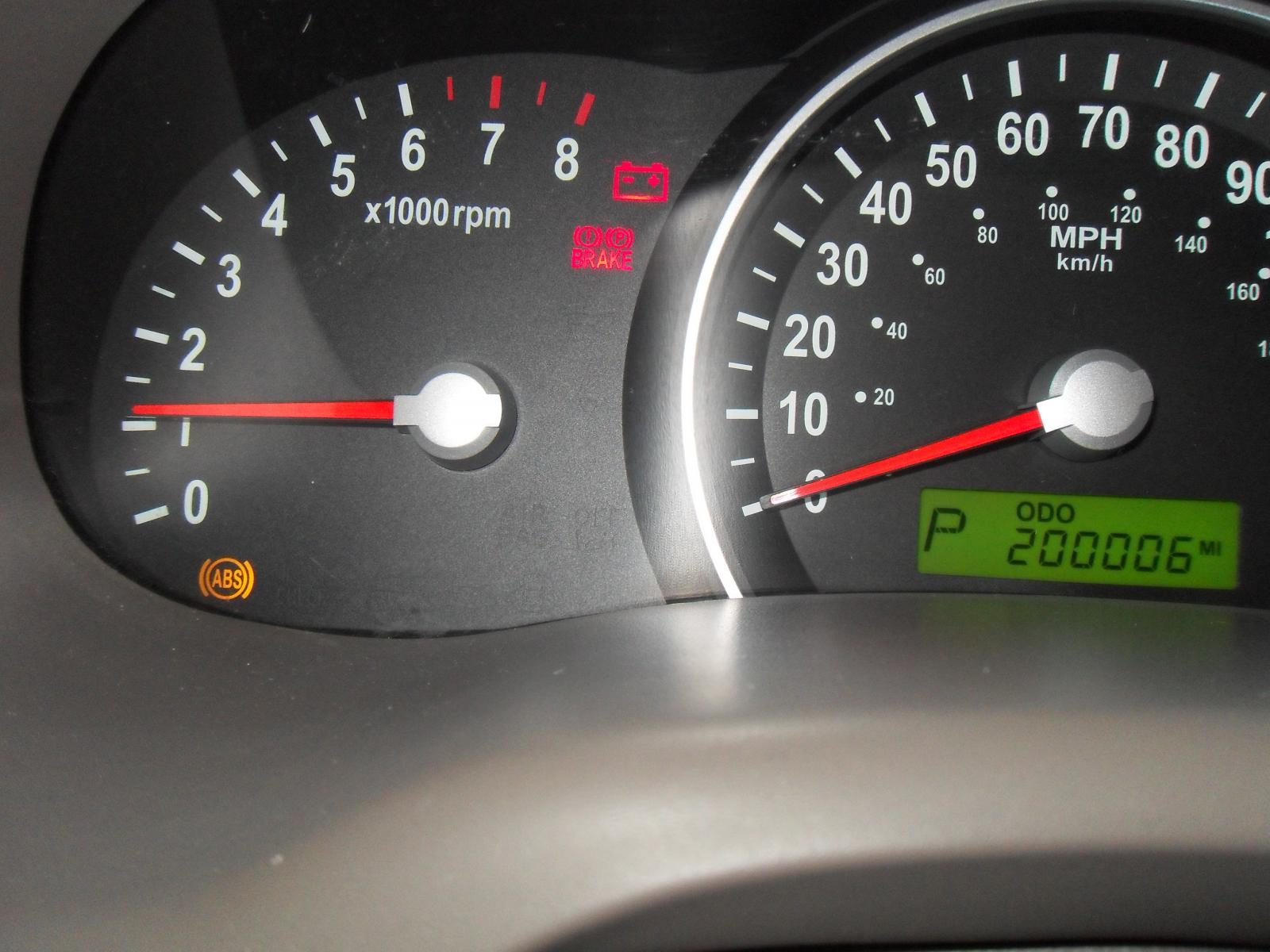 Kia Forte Lx >> HELP! Lights on all over the gauge cluster! - Kia Forum