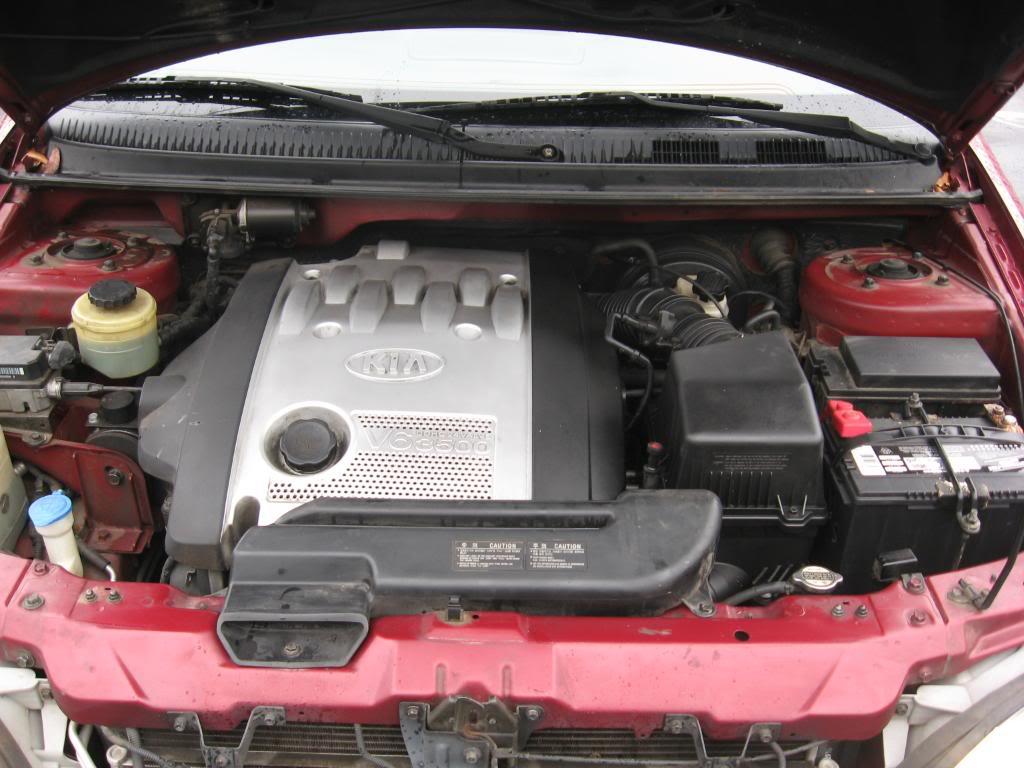 Alternative Engines or Rebuild Kia engine? - Kia Forum