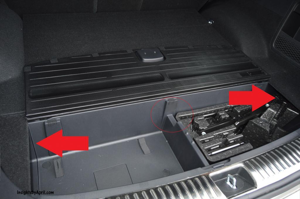 7 Passenger Sx Where To Put The Cargo Cover Kia Forum