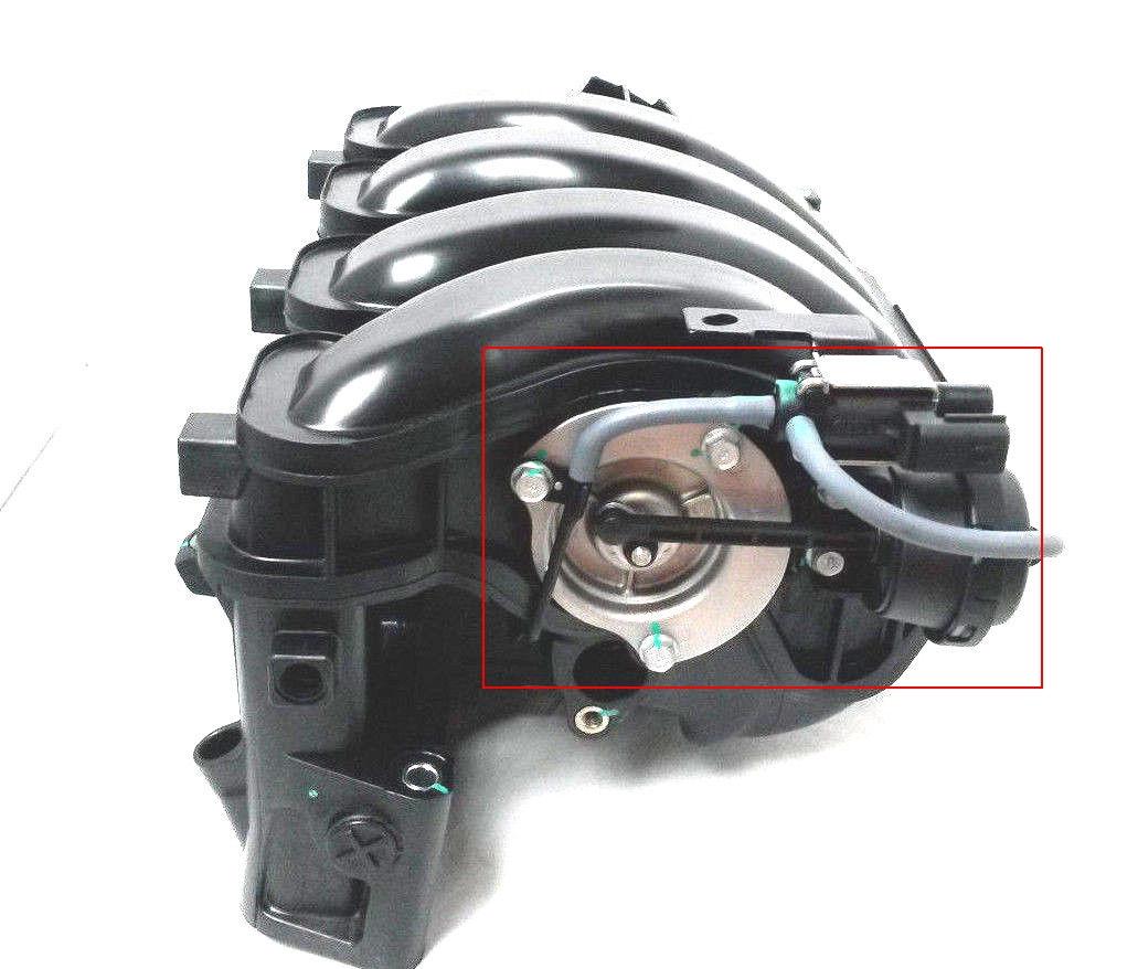Kia Forte: Intake Actuator Inspection