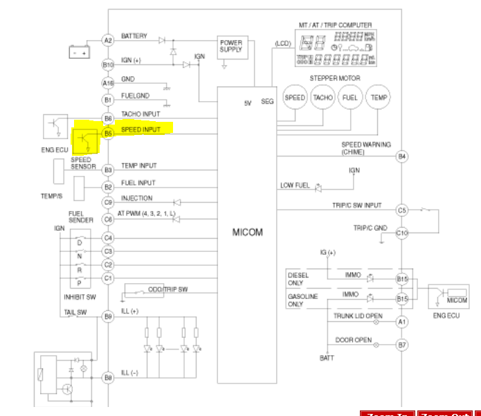 Kia Sportage Central Locking Wiring Diagram : Kia sephia wiring diagrams diagram images