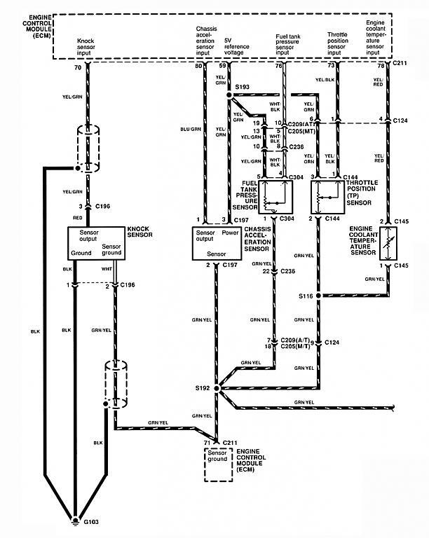[DIAGRAM_38EU]  99 Sportage TPS wire problem HELP! | Kia Forum | Visual Diagram Of 2001 Kia Sportage Engine |  | Kia Forum
