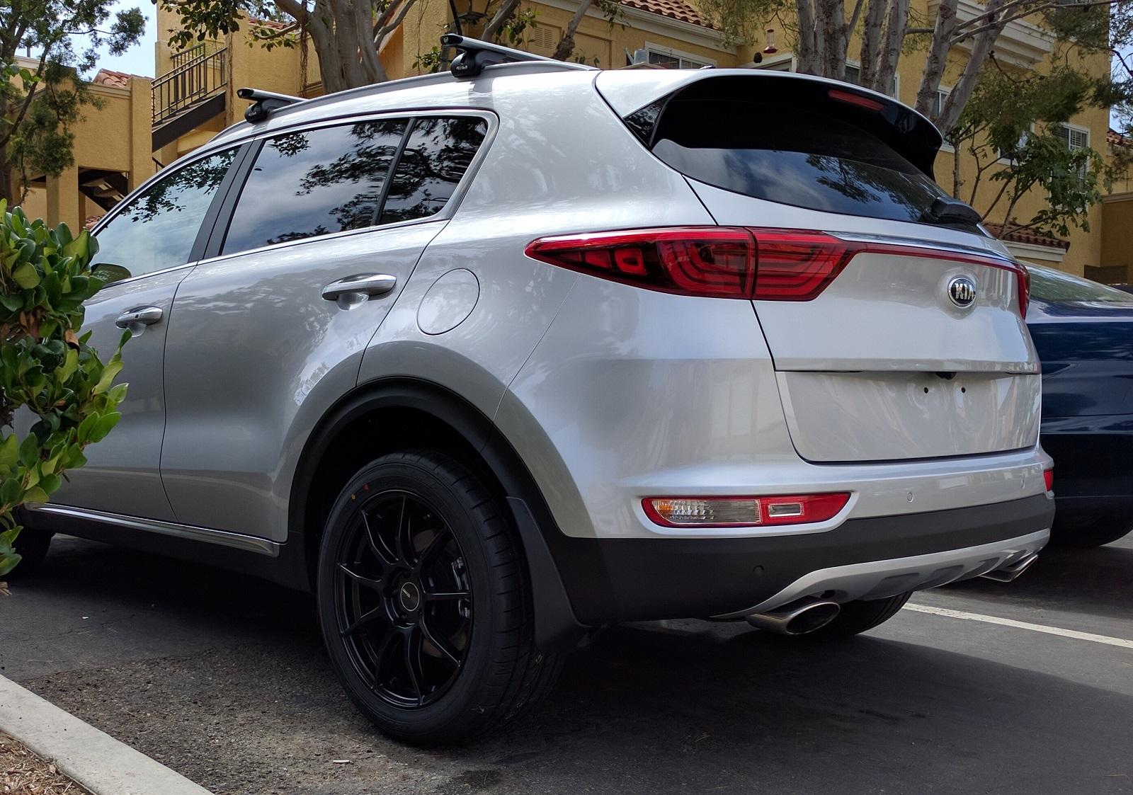 """Black Kia Sorento >> OEM 19"""" Wheel and Tire Weight + new wheels - Kia Forum"""