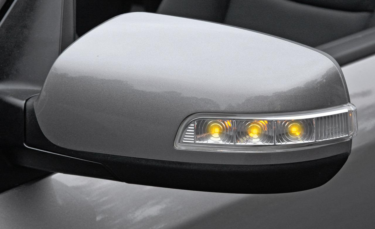 3 LED side mirror repeater on 2012 Kia Sorento - Kia Forum