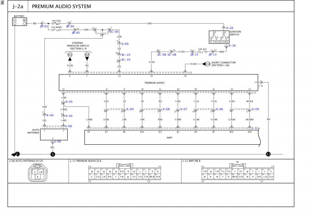 Kia Forum - View Single Post - Kia Sorento 2003-2006 Audio Amplifier ...