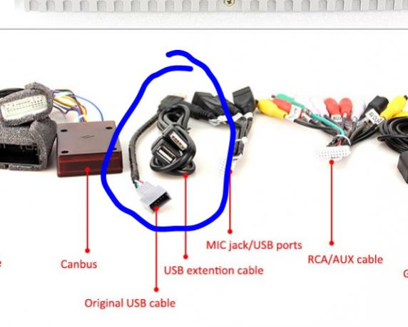 Usb wiring head example electrical wiring diagram usb connector to back of factory head unit kia forum rh kia forums com usb wiring harness usb wiring hack cheapraybanclubmaster Image collections