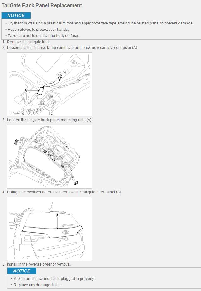 on backup camera wiring diagram 2011 kia sedona