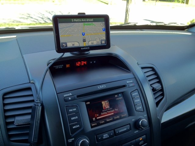 Who's using aftermarket navigation/gps in a Sorento? | Page 2 | Kia