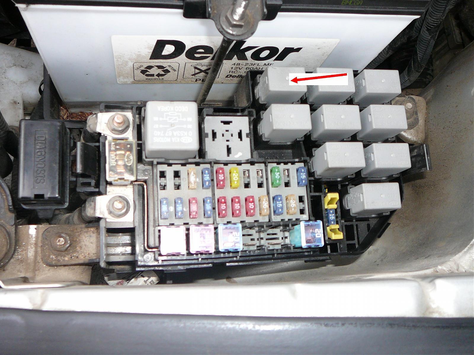 [SCHEMATICS_48DE]  Test Relay box fuse | Kia Forum | 2002 Kia Rio Fuse Box |  | Kia Forum