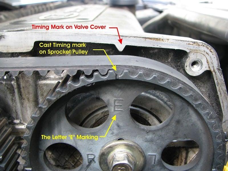 2001 Kium Rio Engine Timing Diagram