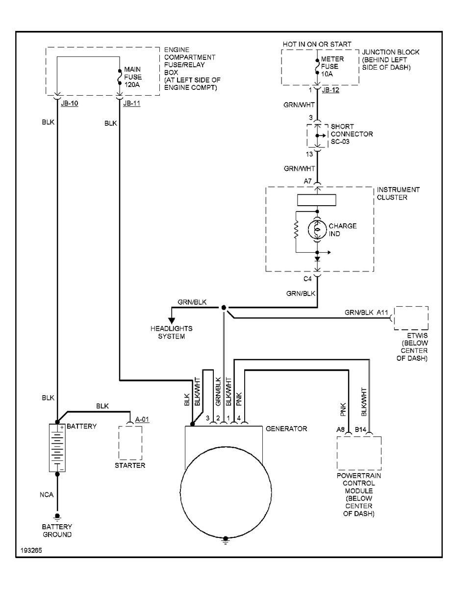NVJ 40] Kia Alternator Wiring Diagram   wave increase wiring ...